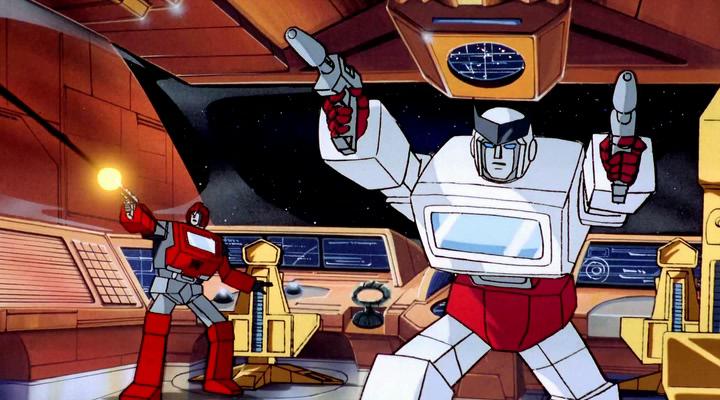 трансформеры 80-х годов картинки